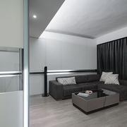 现代设计小户型效果图客厅