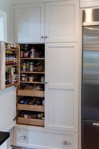 现代装饰住宅效果赏析储物柜