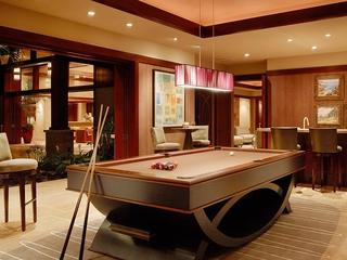 新中式风格设计起居室