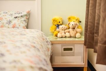 阳光美居简约住宅欣赏儿童房局部