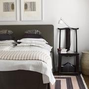 踏实温馨美式住宅欣赏卧室