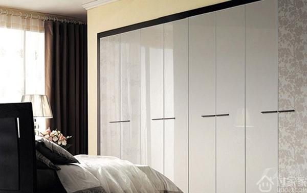 收集装修灵感,实现理想家装!卧室衣柜设计效果图欣赏