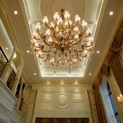 奢华欧式风格客厅水景吊灯