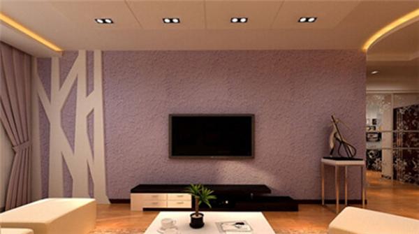 全方位讲解硅藻泥电视背景墙施工要求及方法