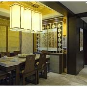 餐厅灯具造型效果图