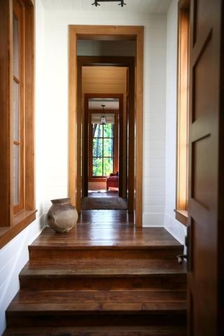 印度亨利岛美式别墅住宅走廊