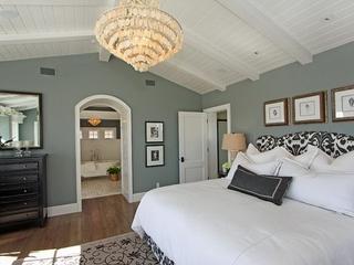 80平现代简约两居室欣赏卧室效果图