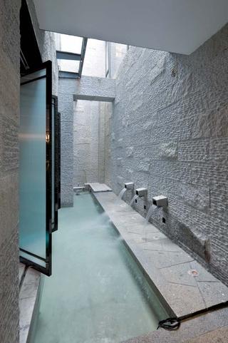 新古典别墅浴池效果图