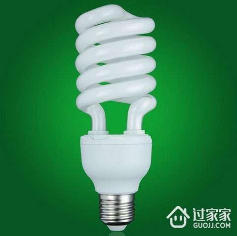 电子节能灯的构成特性及性能特点