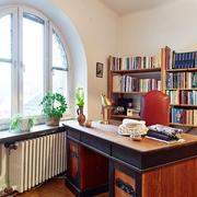 旧的有味道的美式住宅欣赏书房