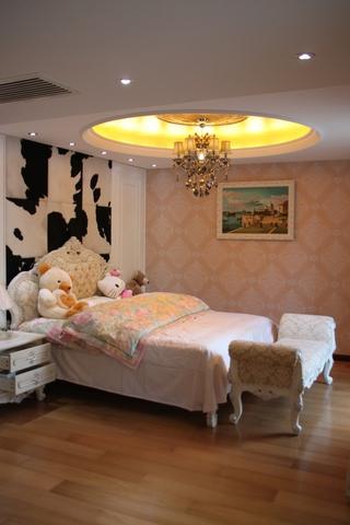 122平奢华欧式效果图欣赏儿童房