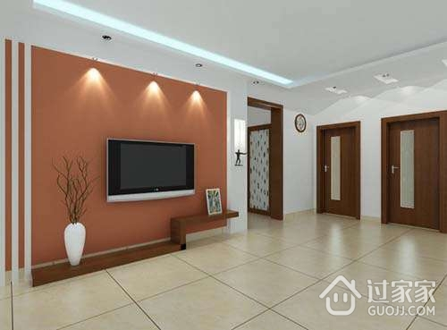客厅背景墙设计三大原则