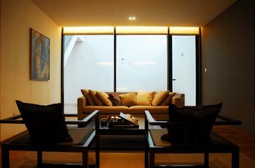 新中式风格客厅墙面