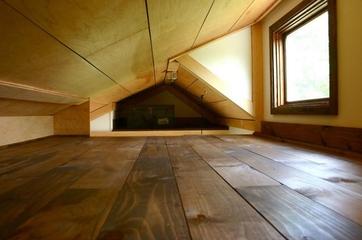 简约精致小木屋欣赏阁楼