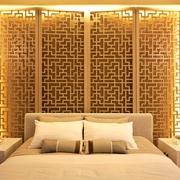 新中式风格设计卧室