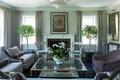 欧式装饰风格别墅设计客厅全景