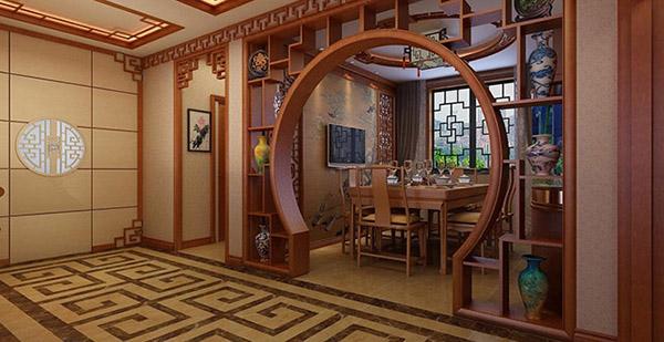 打造出一个舒适的视听休闲空间,首选卧室客厅隔断墙造型