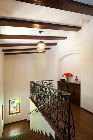 简约家装风格欣赏楼梯设计