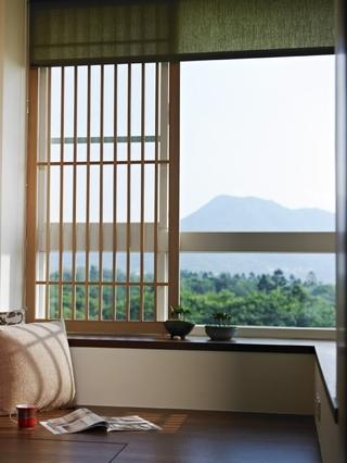 日式温馨三居欣赏卧室局部设计