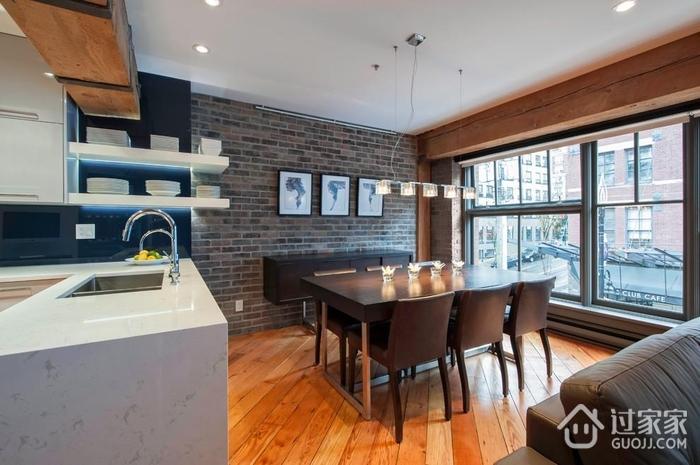 现代风格住宅装饰图餐厅