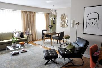 58平精致现代公寓欣赏