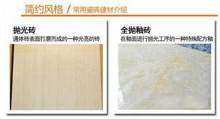 不同风格瓷砖铺贴技巧 瓷砖装修出个性家