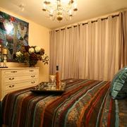 地中海风格家居设计窗帘