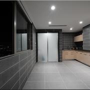 中式家居风格厨房装修图