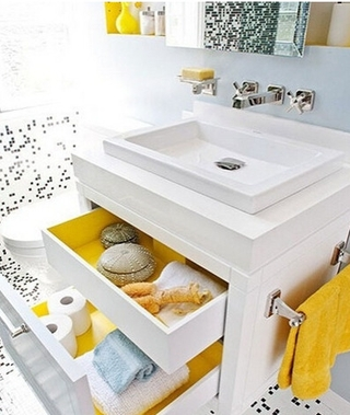 13款卫浴间收纳秘籍  收纳效果超赞
