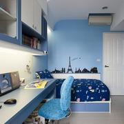 新旧融合简约住宅欣赏儿童房效果
