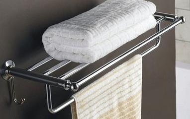 卫浴挂件如何安装?卫浴挂件安装要求