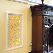 欧式风格背景墙装饰