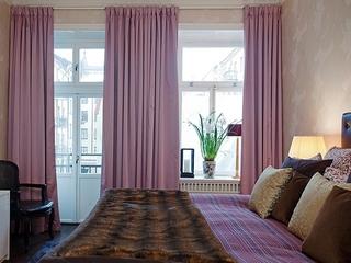 时尚设计感现代公寓欣赏卧室效果