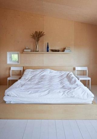 温馨婚房装修两居室欣赏卧室