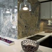 优雅新古典厨房台面