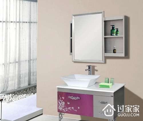 彩色不锈钢浴室柜有哪些优点?