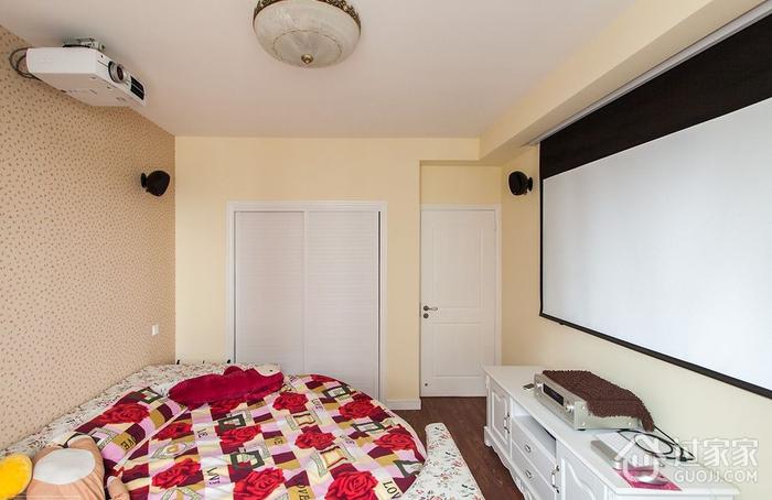 打造舒适家居 卧室衣柜装修效果图