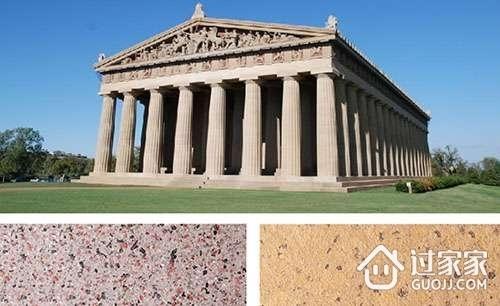真石漆喷涂工艺有几个方面?