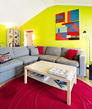 彩色童话住宅欣赏