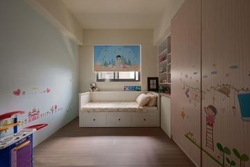 温馨舒适 现代卧室床设计效果图