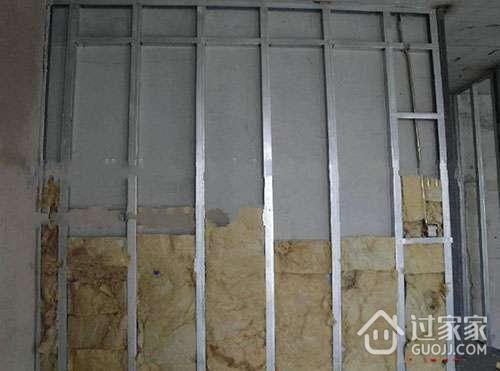 水泥压力板隔墙安装 水泥压力板吊顶安装