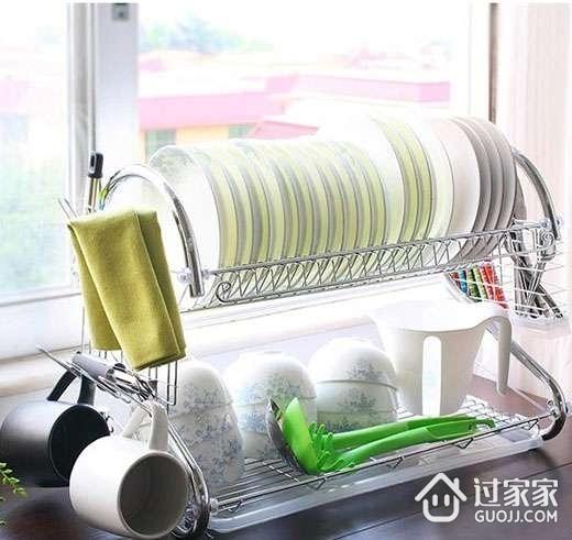 厨房置物架如何安装更合理呢?