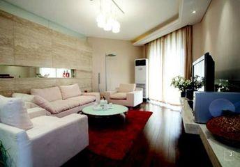 75平米两室两厅大理石装修 适合高品位工薪阶层的现代简约风格