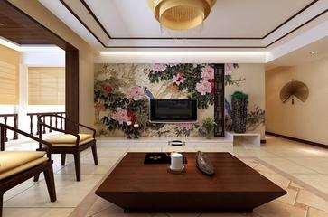 120平新中式大宅欣赏