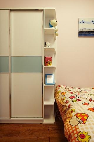 89平简约三室两厅欣赏儿童房陈设