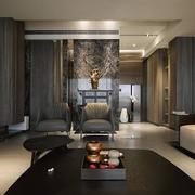 品味高端简约住宅欣赏客厅效果