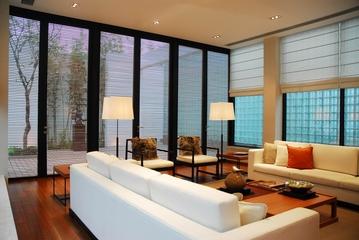 新中式风格家具陈设