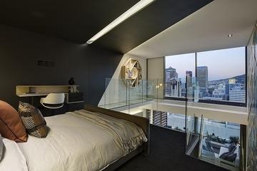 现代顶级复式欣赏卧室设计