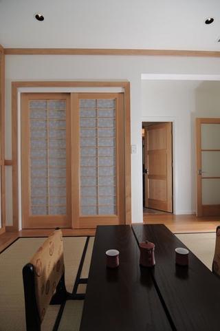 117平美式休闲空间欣赏茶室