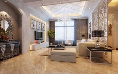 简约三室两厅设计欣赏